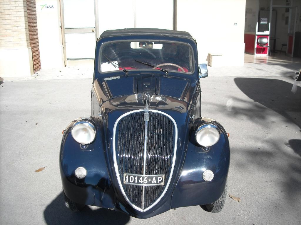 fiat topolino b del 1949 _ 12.000,00 | vendita auto usate
